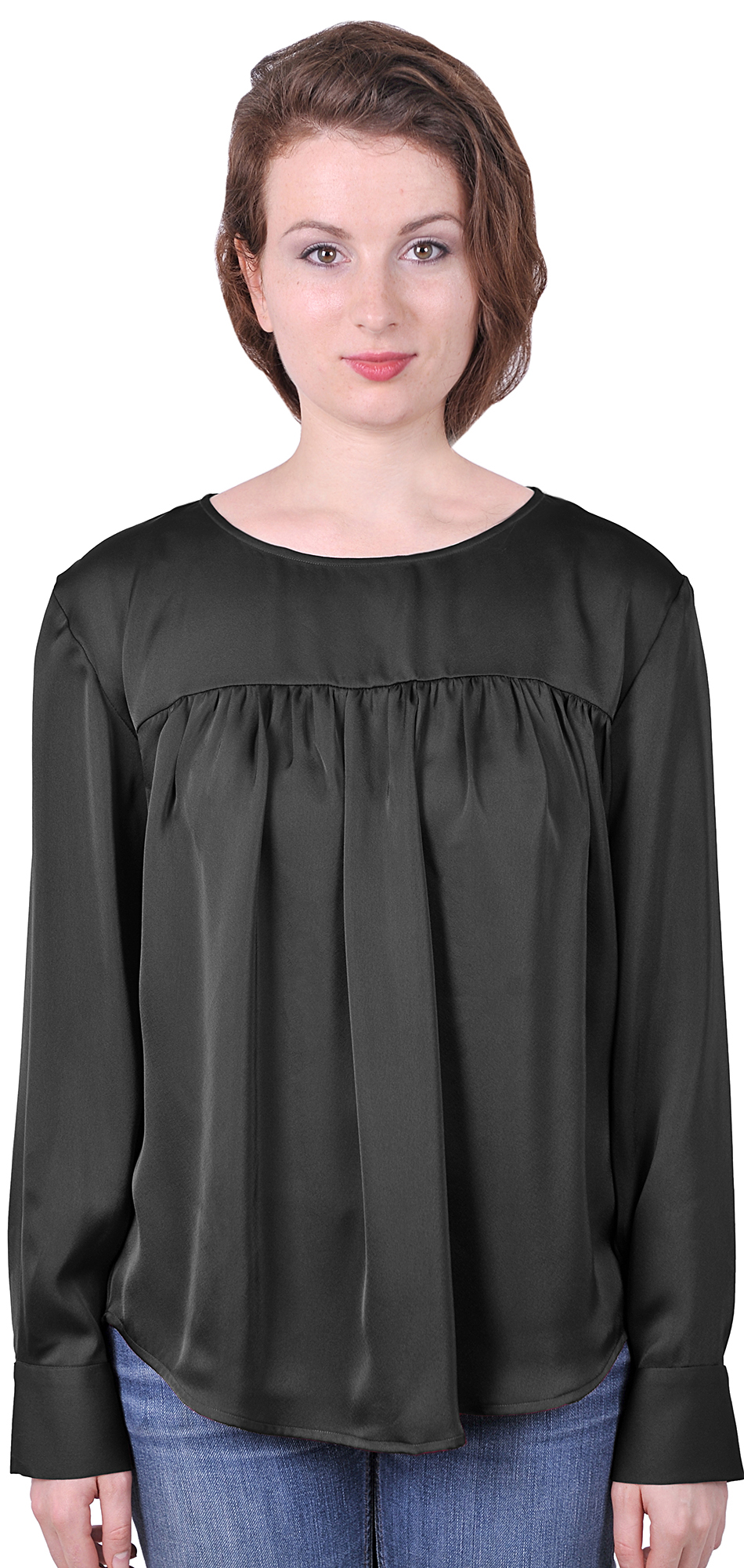 Women's Blouses. Look your best in women's blouses from Kohl's. Whether it's for work or the weekend, Kohl's has the right option for you! Explore flowing fabrics for more elegant outfits, or stick with tried and true button downs in both formal and casual styles.