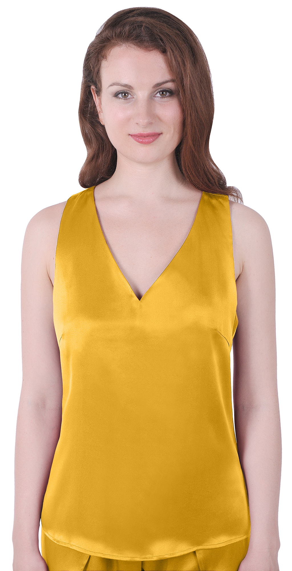 Gorgeous Women's Vest Tops Stay cool in hot weather, or layer up your look in ladies vest tops from the La Redoute collection. Choose from women's vest tops in bold block colours, pretty patterns and fabulous fabrics to add a touch of French style to your wardrobe this season.