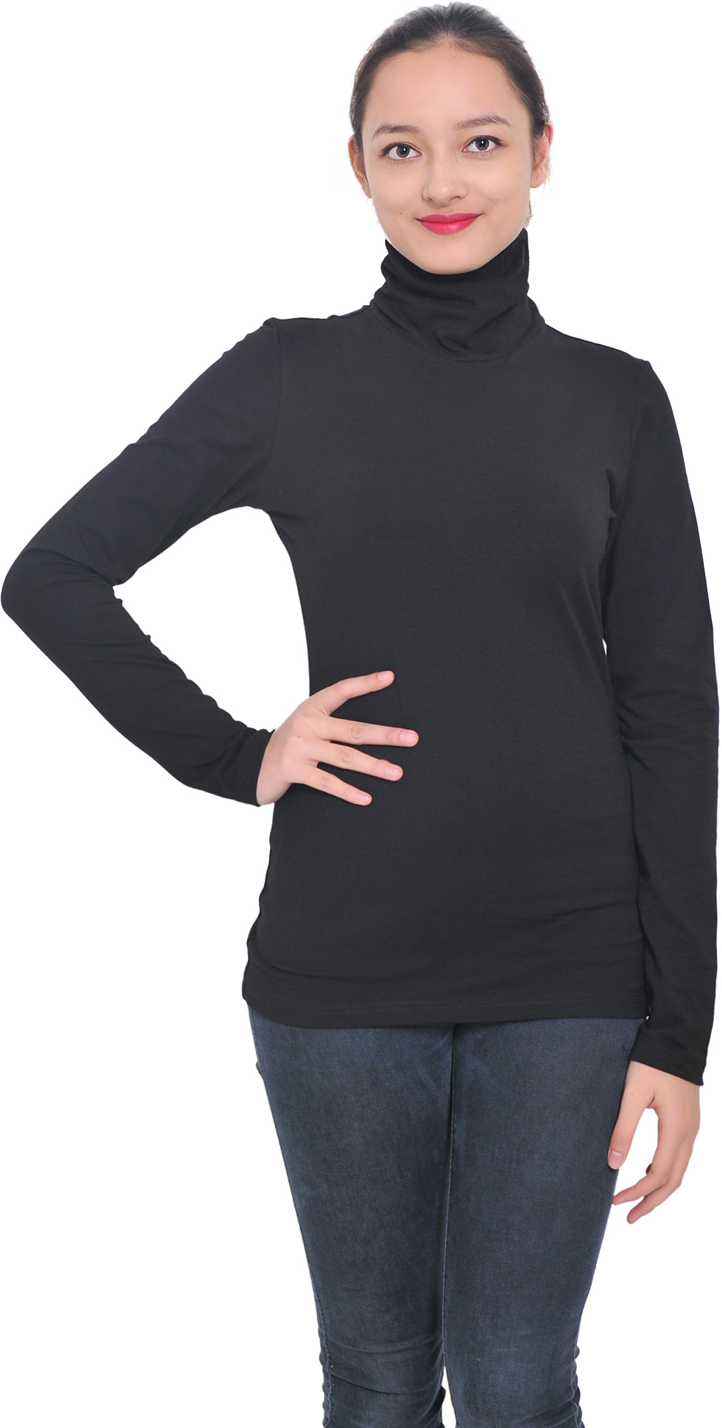 Free shipping BOTH ways on womens mock turtleneck tops, from our vast selection of styles. Fast delivery, and 24/7/ real-person service with a smile. Click or call