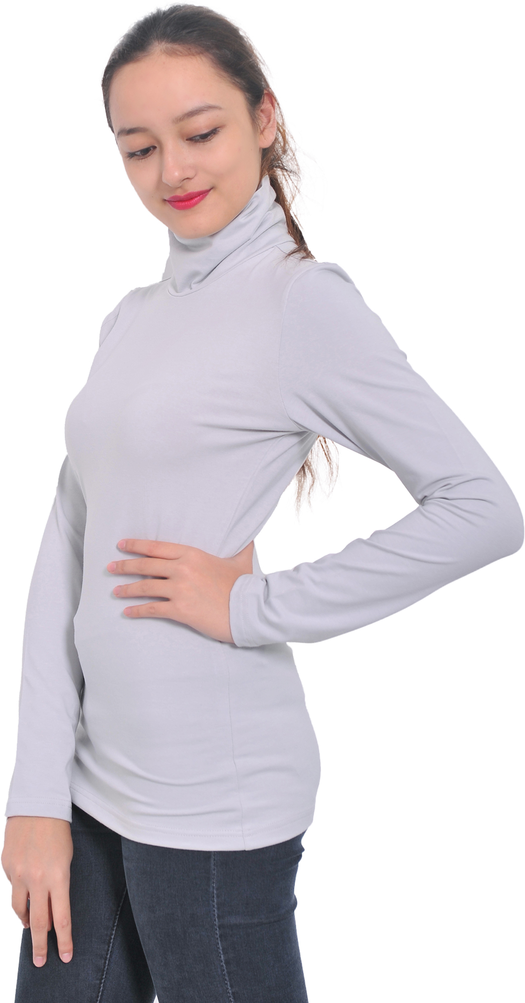 Every Woman's Wardrobe Can Benefit From One of These Best-Selling Turtlenecks We all need a good turtleneck in our wardrobe. A lightweight turtleneck is the ultimate layering staple; perfect for the days when you find yourself questioning how much you'll need to bundle up to brave the cold.