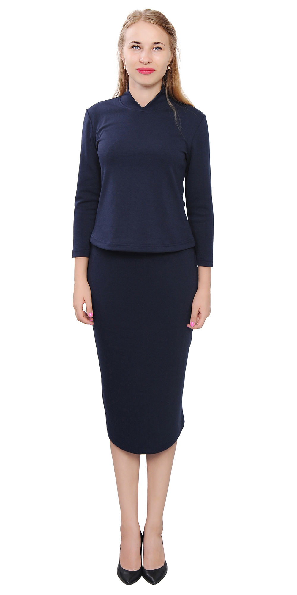 marycrafts s fitted bodycon pencil work office