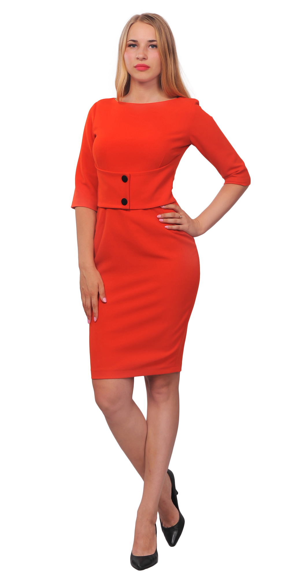 CLASSY WORK OFFICE WIGGLE PENCIL DRESS Classic VINTAGE 1950S 1960S ...