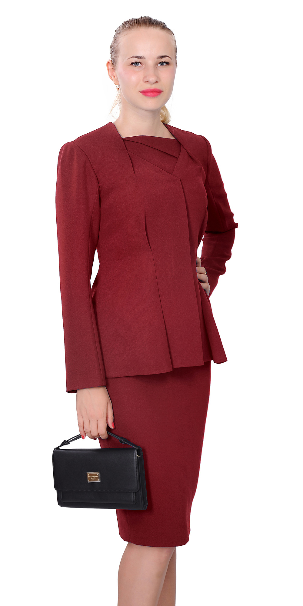 Burgundy Dress Suits For Women Www Topsimages Com