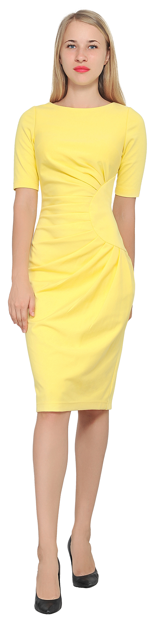 Sheath Midi Dress