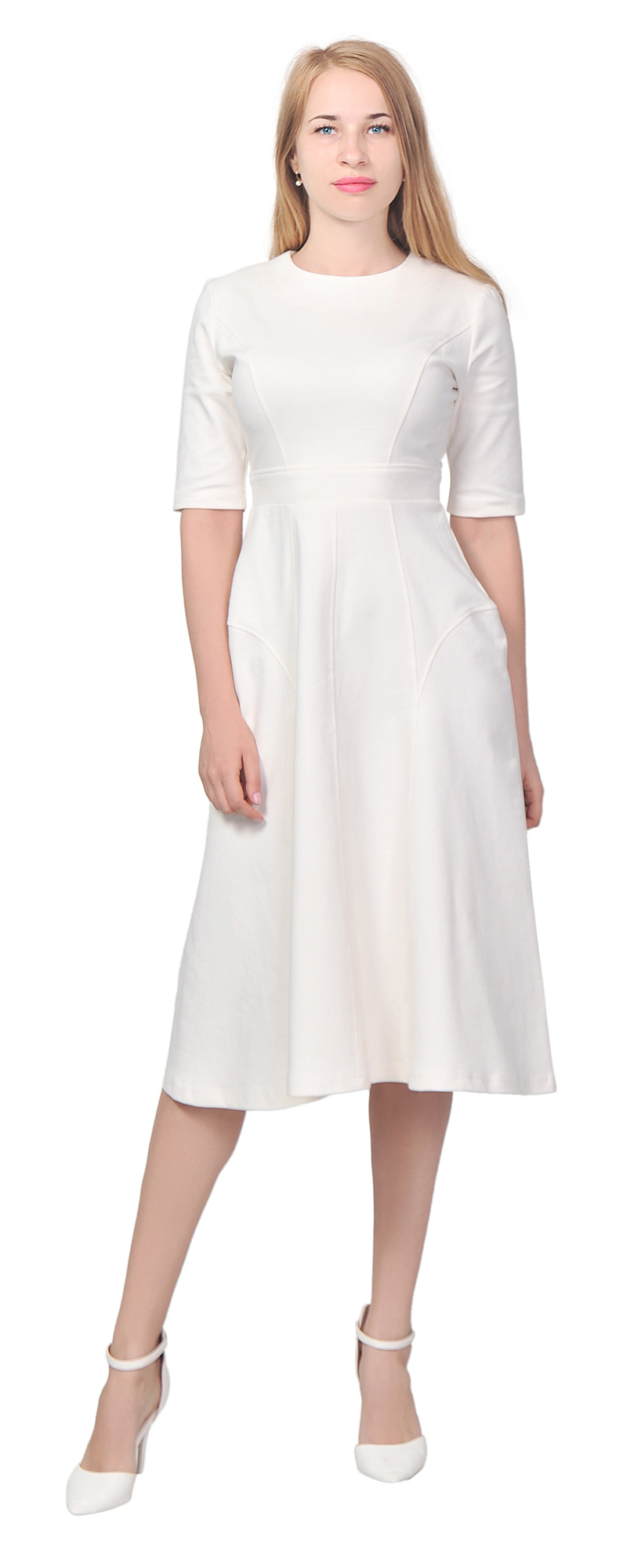 Browse David's Bridal stunning collection of tea length dresses with sleeves or strapless, all in black, red or other colors at an affordable price today!