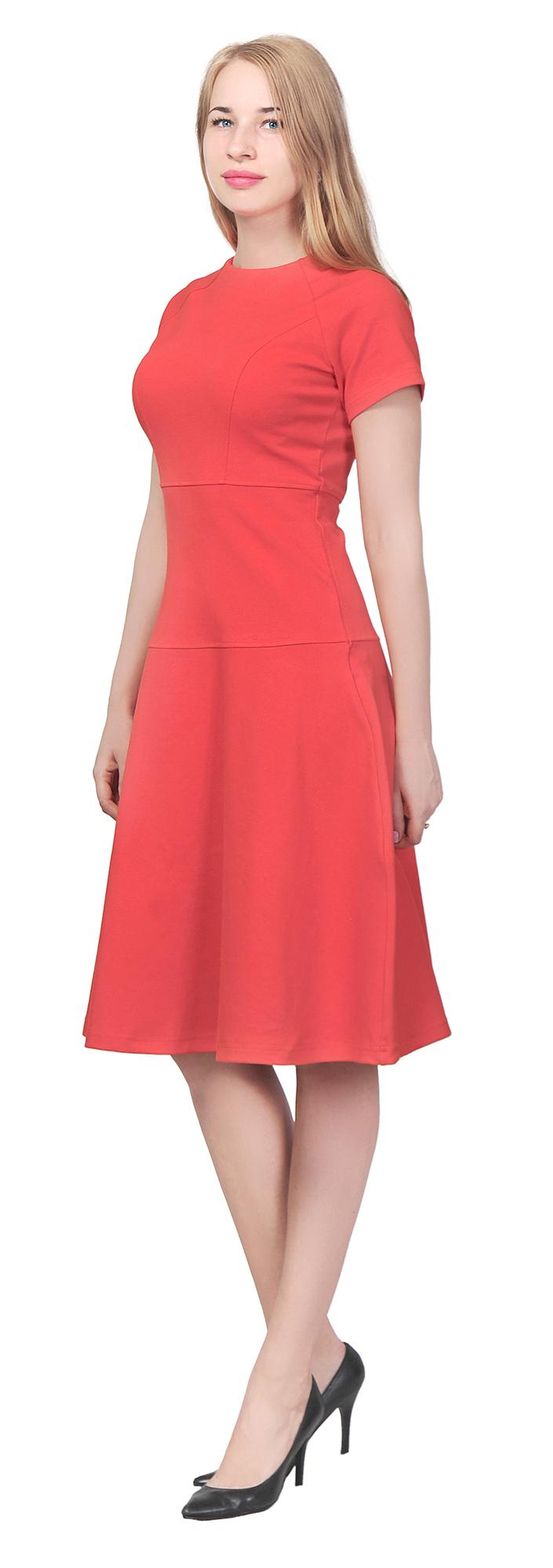 Short Sleeve Light Blue Dress