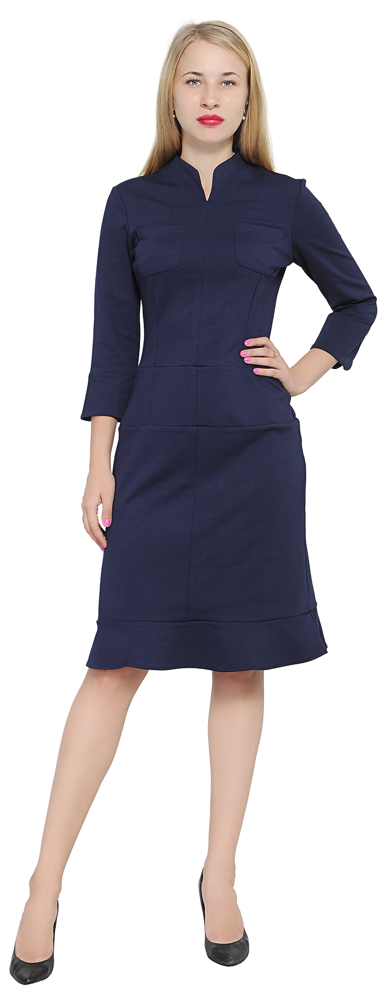 MARYCRAFTS WOMEN'S MODEST CASUAL OFFICE WORK BUSINESS DRESS SHEATH ...