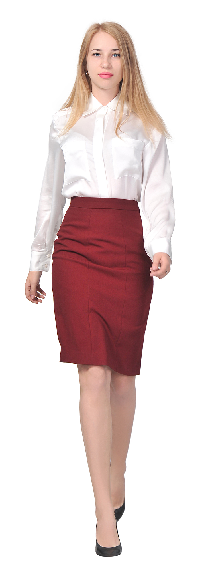Marycrafts Women 039 S Lined Pencil Skirt Work