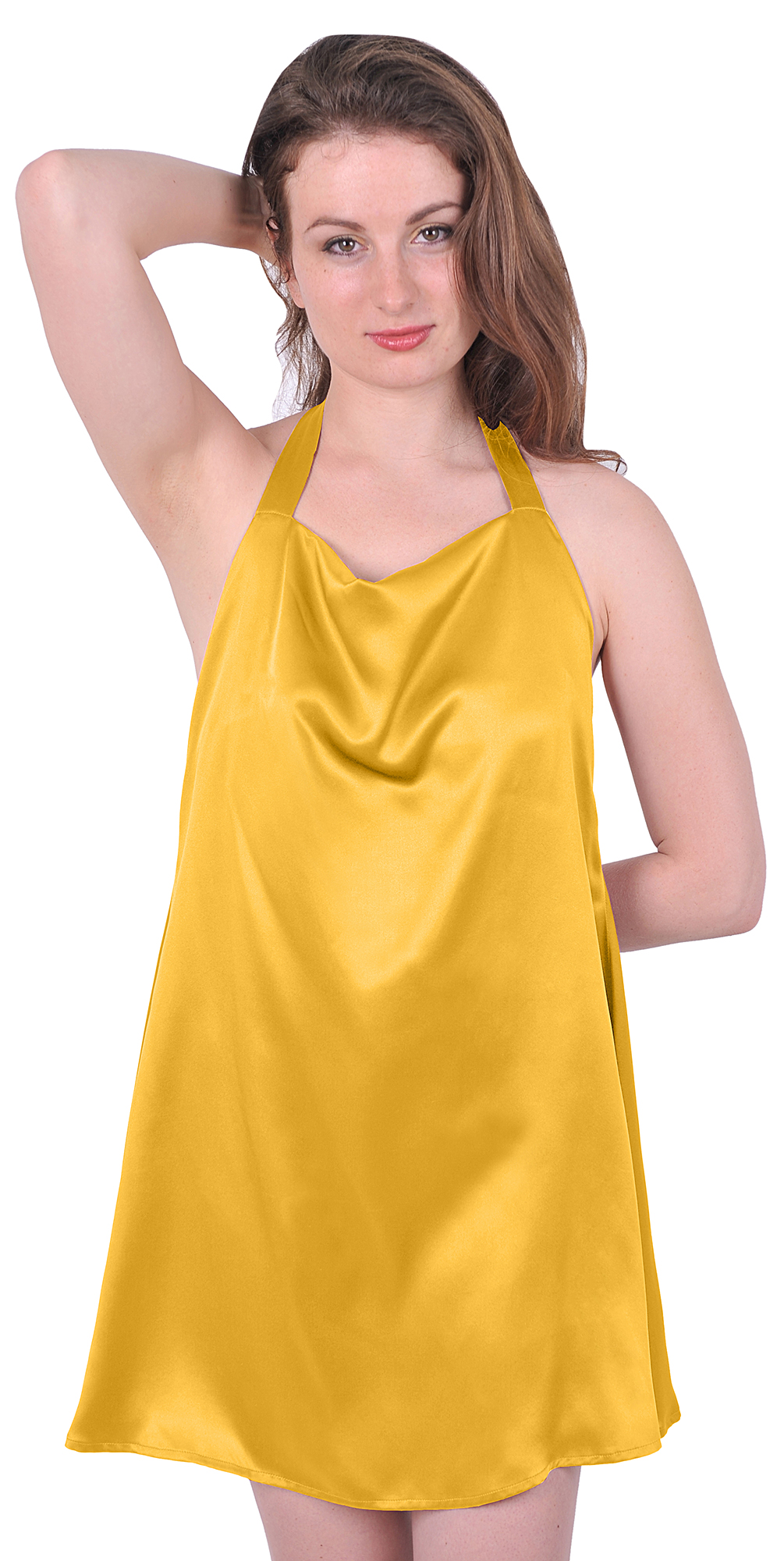 marycrafts womens silk slip dress sleepwear lounge ebay